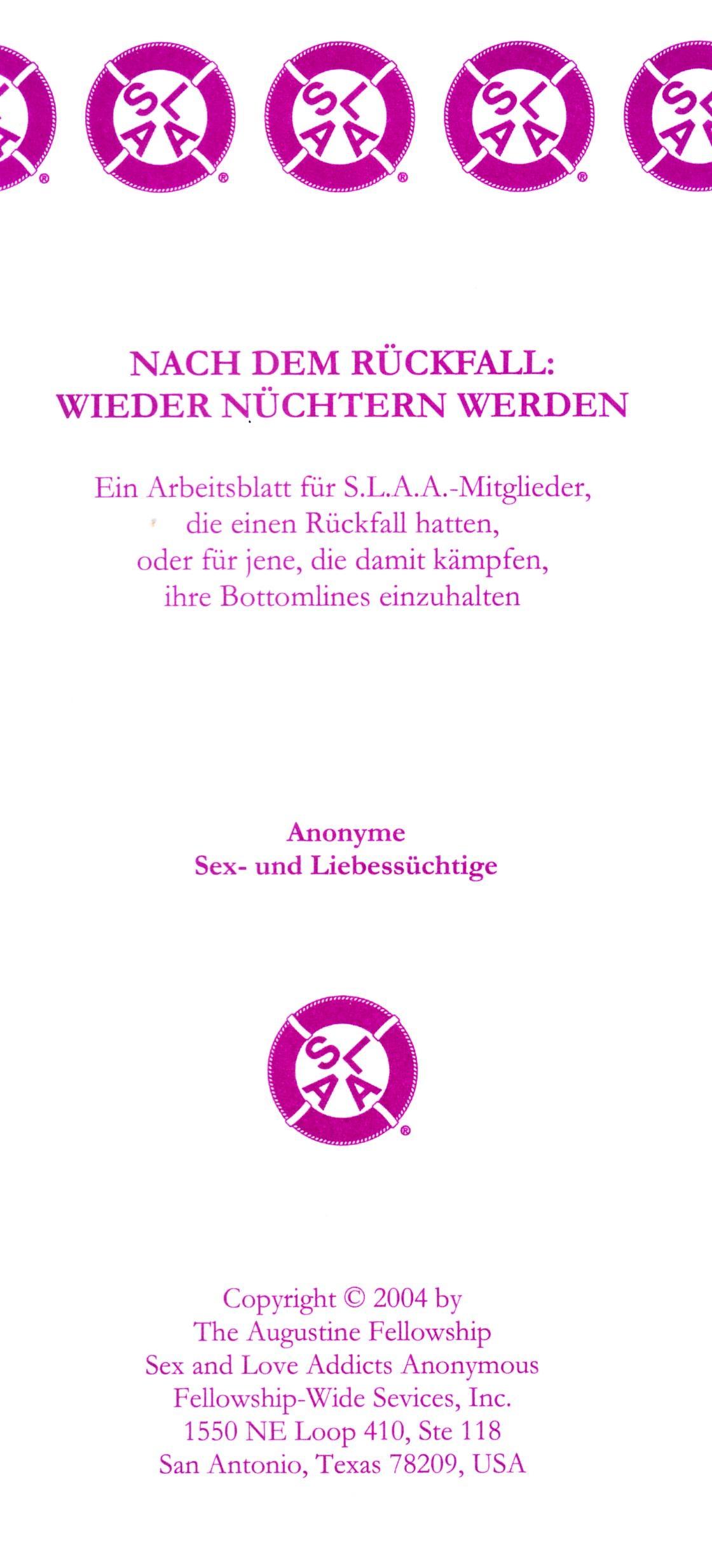 Ungewöhnlich Rückfall Warnzeichen Arbeitsblatt Galerie - Super ...